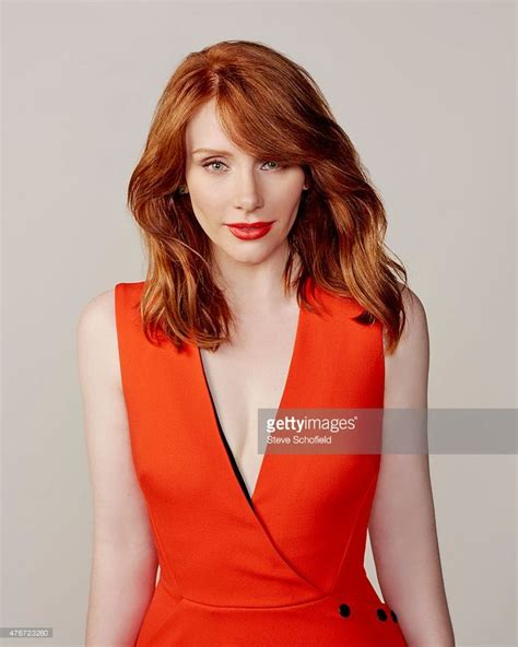 'Jurassic World' actress Bryce Dallas Howard is ...