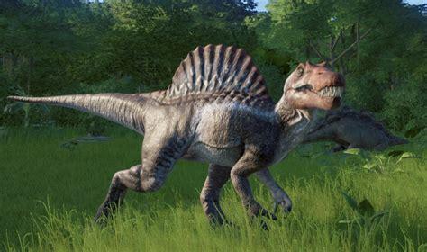 Jurassic World Evolution - All Dinosaur Group Size ...
