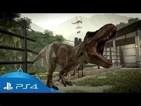 Jurassic World Evolution | Juegos para PS4 | PlayStation