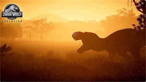 Jurassic World Evolution Launches New Trailer, Pre-Orders ...