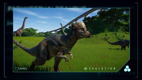 Jurassic World Evolution • Species Profile ...