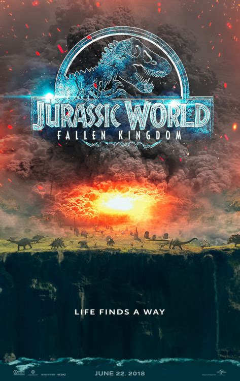jurassic world movie poster | Tumblr