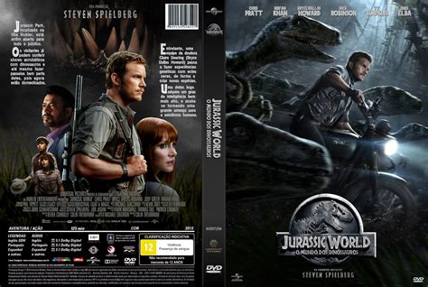 Jurassic World: O Mundo dos Dinossauros Torrent – BluRay ...
