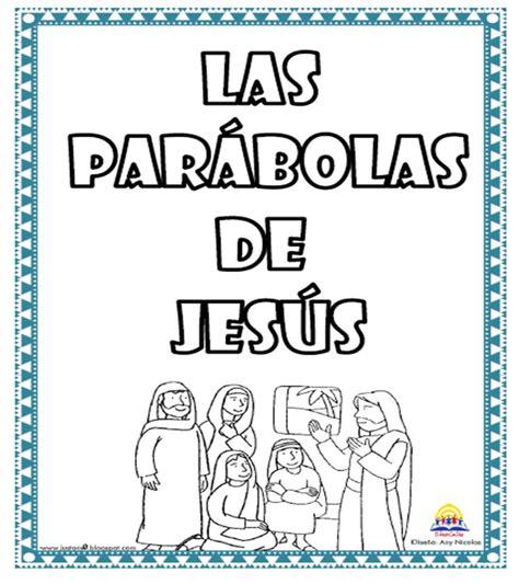 Just Any...: LAS PARÁBOLAS DE JESÚS - Para Niños!!!