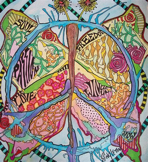 Just Give Me Peace: A Butterfly Named Peace, Singleton ...