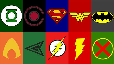 Justice League Logos | www.imgkid.com   The Image Kid Has It!