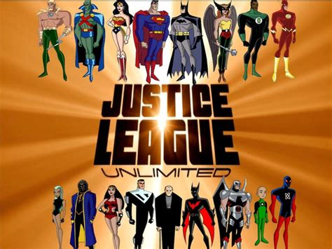 Justice League Wallpapers   Cartoon Wallpapers