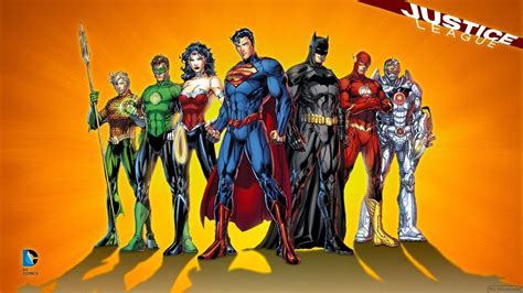 Justice League Wallpapers   Wallpaper Cave