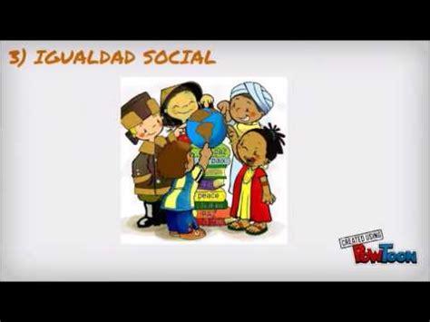 Justicia, equidad e igualdad - YouTube