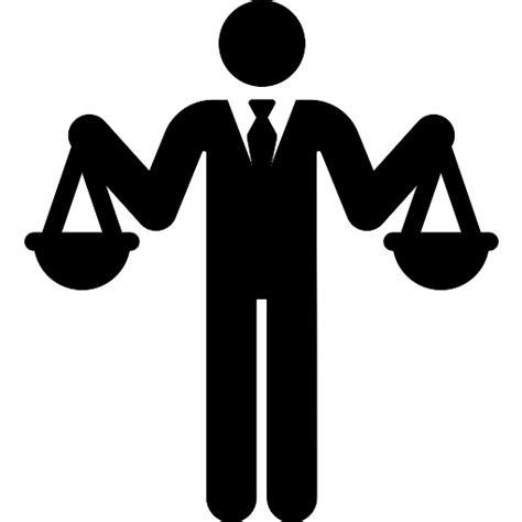 Justicia - Iconos gratis de personas