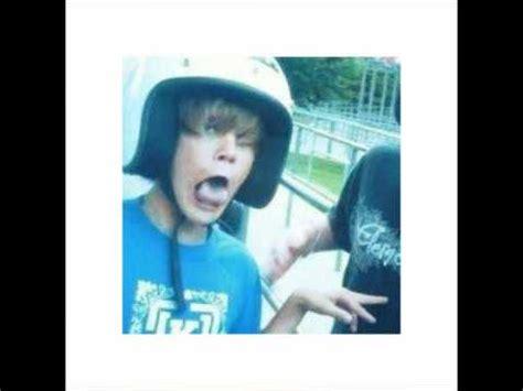 Justin Bieber; age 1 17.   YouTube
