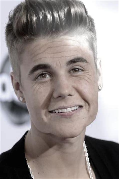 Justin bieber age 2