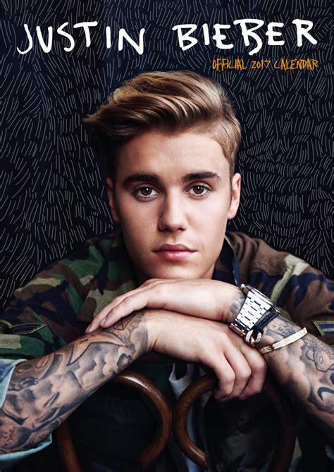 Justin Bieber - Calendarios 2018