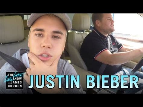 Justin Bieber Carpool Karaoke   Vol. 2   YouTube