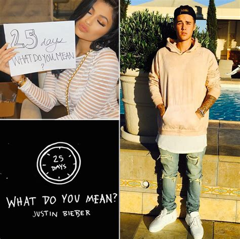 Justin Bieber's New Song 'What Do You Mean?': #4 Most ...