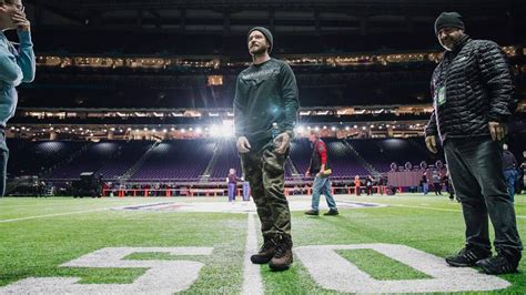 Justin Timberlake listo para el intermedio del Superbowl ...