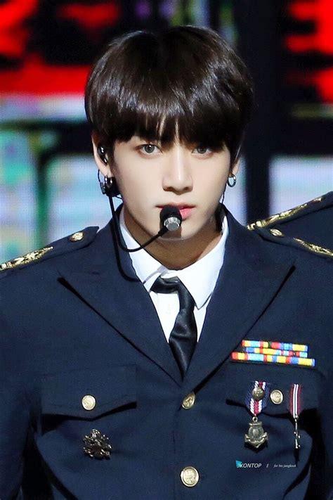 K-Pop Idols Wearing Officer Uniforms • Kpopmap