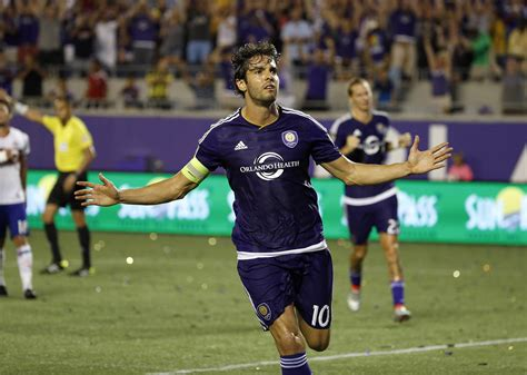 Kaka reveals he will leave Orlando City next year and may ...