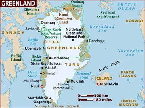 Kalaallit Nunaat - Country of the Greenlanders - Ahead of ...