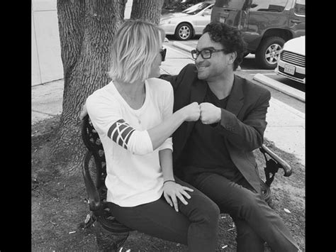 Kaley Cuoco Johnny Galecki | Kaley Cuoco Johnny Galecki ...