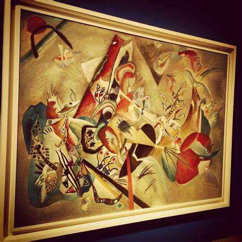 Kandinsky en Madrid: los cuadros de la exposición del ...