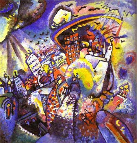 Kandinsky | Kandinsky-Expresionismo el Jinete Azul ...
