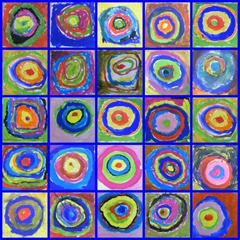 Kandinsky para colorear - Imagui