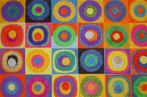 Kandinsky para niños - Imagui