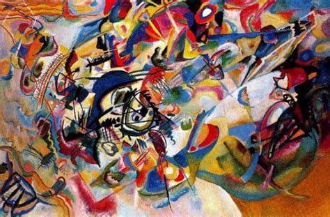 Kandinsky y el expresionismo abstracto - Paperblog