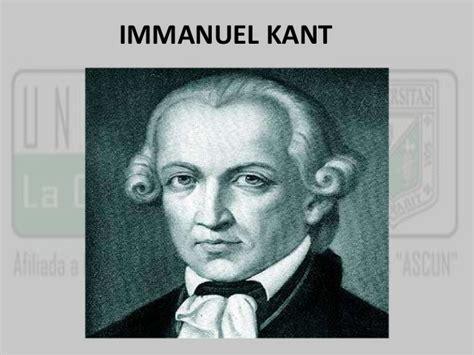 Kant - Ilustración