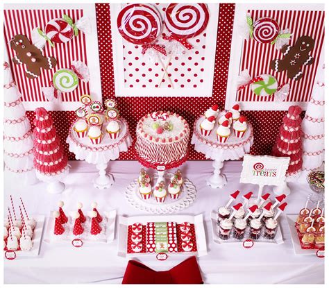 Kara's Party Ideas Candy Land Christmas Party | Kara's ...