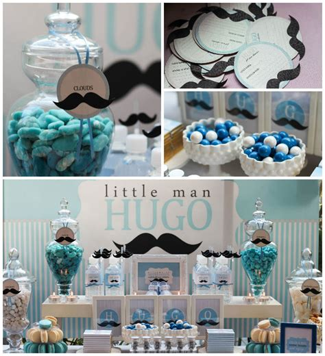 Kara's Party Ideas Little Man + Mustache Themed Birthday ...