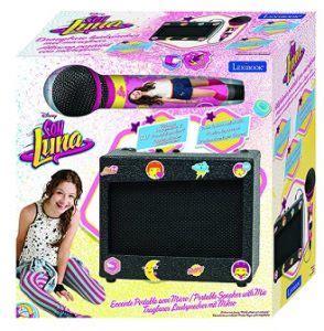 Karaoke portátil Soy Luna ¡Diviértete estas Navidades con ...