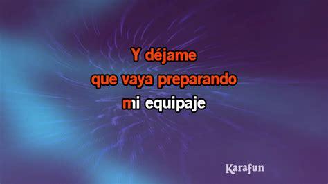 Karaoke ¿Y Cómo es Él?   José Luis Perales *   YouTube