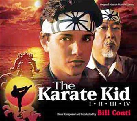 Karate Kid I - II - III - IV, The (Conti, Bill ...