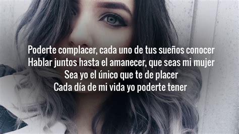 Karen Méndez - Una lady como tú (LETRA) - ft. Juacko ...