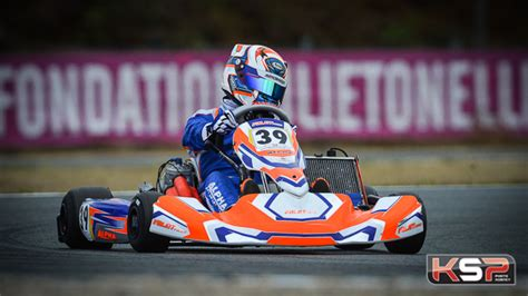 kartcom [en] - Latest news : Chronos KZ2 Master: Sanchez ...