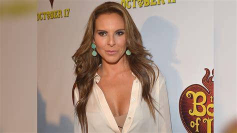 Kate del Castillo a Univision Noticias:  el gobierno me ...