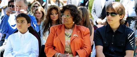 Katherine Jackson resigns as Blanket Jackson's co-guardian ...