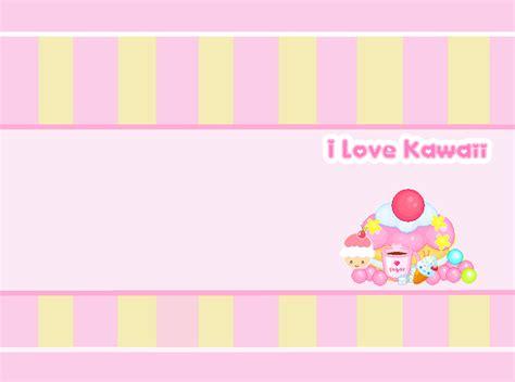Kawai world : Fondos para pc