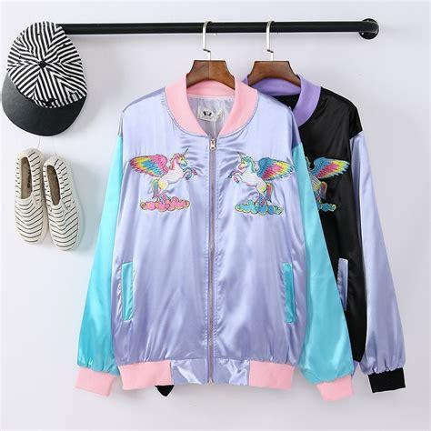 Kawaii Clothing | Chaqueta Unicornio / Unicorn Jacket ...