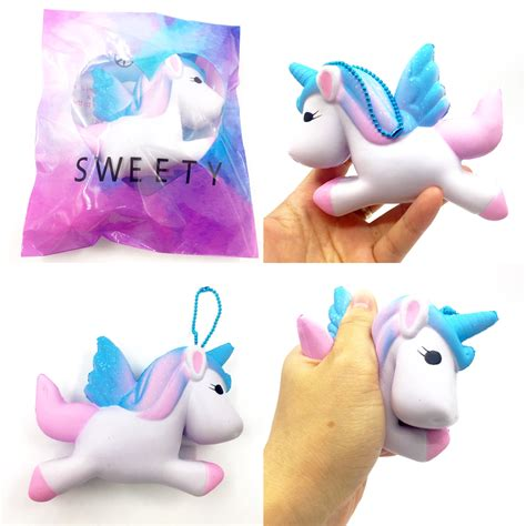 Kawaii Cute Unicorn Squishy Toy