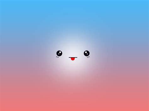 Kawaii Face Wallpaper iphone by mobi900 on DeviantArt