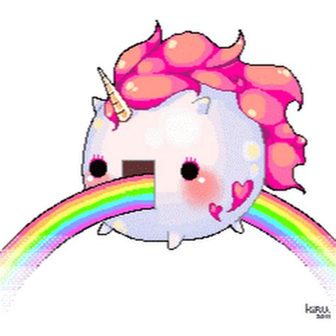 Kawaii Unicorn - YouTube