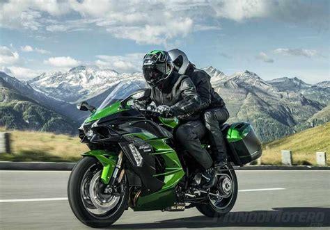 Kawasaki Ninja H2 SX 2018 | Precio, Ficha Tecnica y Opiniones