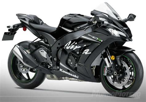 Kawasaki Ninja ZX 10RR 2018 | Precio, Ficha Tecnica, Opiniones