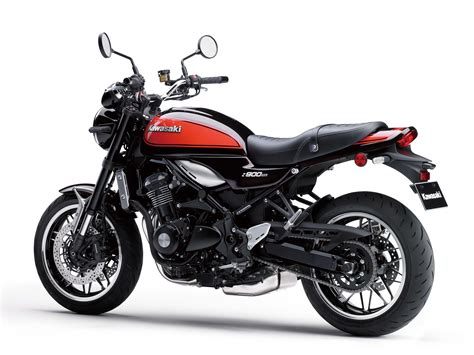 Kawasaki Unveils the Retro-Styled Z900RS - The Drive