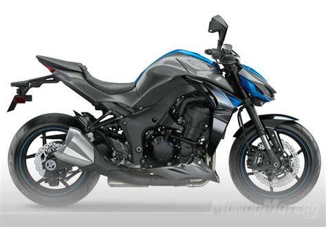 Kawasaki Z1000 2018 | Precio, ficha tecnica, Opiniones y ...