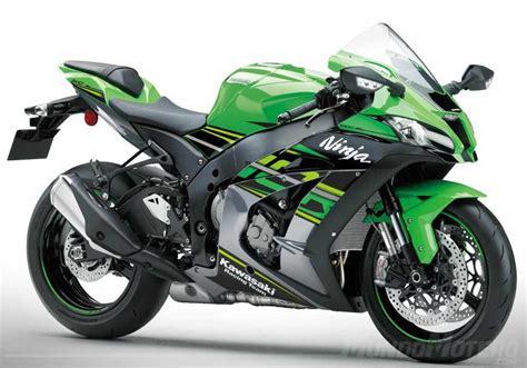 Kawasaki ZX 10R 2018 | Precio, Ficha Tecnica, Opiniones y ...