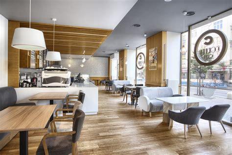 Kawiarnia inspirowana duchem lat dwudziestych - PLN Design